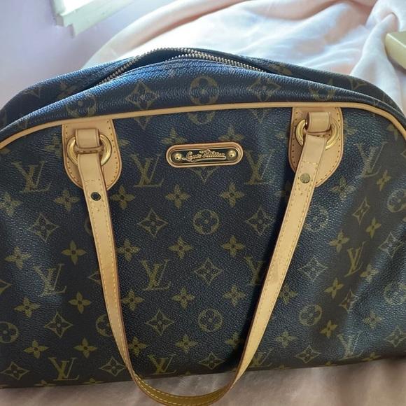 Louis Vuitton Handbags - SOLD!!!!!!!!! Louis Vuitton Montorgueil GM